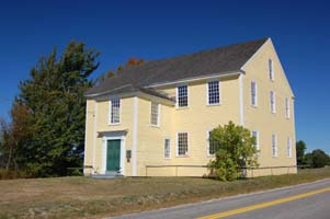 Alna Meetinghouse