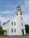 Canaan, NH Meetinghouse