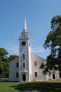 Cohasset Meetinghouse