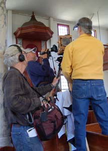On Location, Sandown Meetinghouse