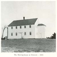Fremont, NH Meetinghouse