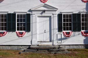 Langdon, NH Meetinghouse