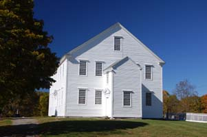 Rockingham VT Meetinghouse