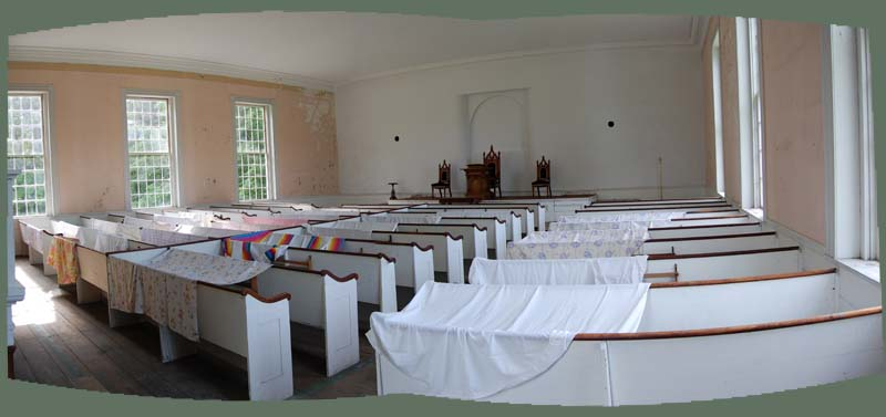 Ware Center Meetinghouse